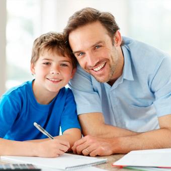 Como ayudo a mi hijo en el nuevo curso