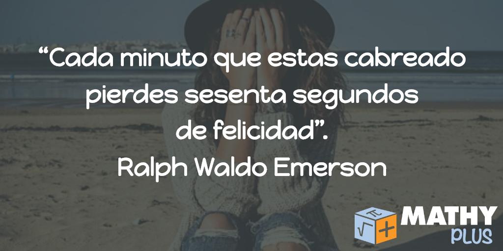 Ralph Waldo poeta y filósofo