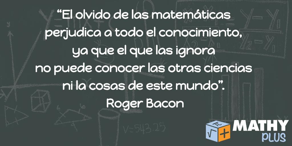 Roger Bacon científico inglés