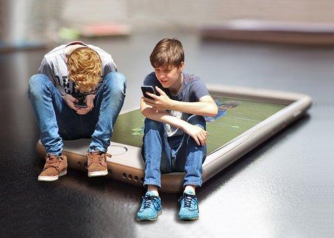 influencia de la tecnologia en los jóvenes
