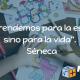 Séneca fue un filósofo romano