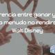 Walt Disney productor estadounidense
