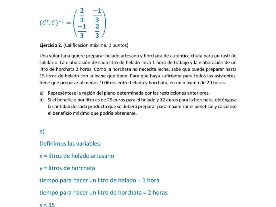 Exámen-matemáticas-resuelto-EBAU-2018-19