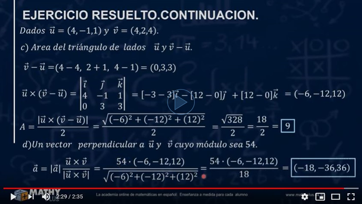 Vídeo-producto-vectorial